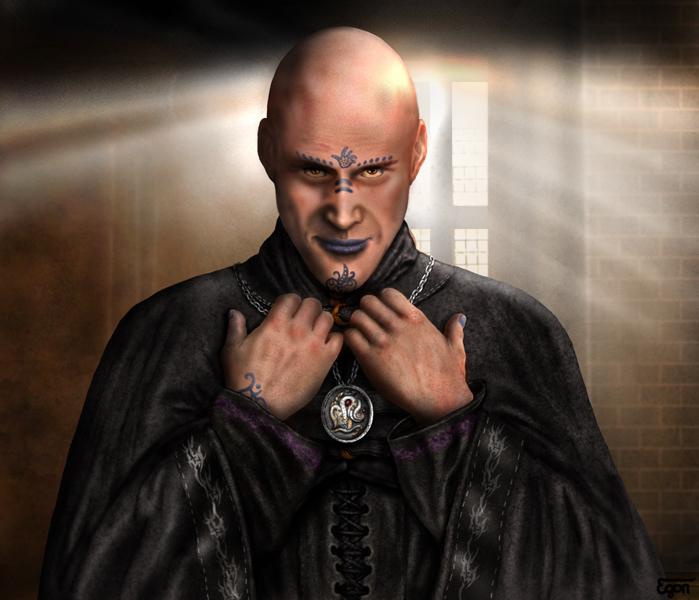 Cleric of Umberlee