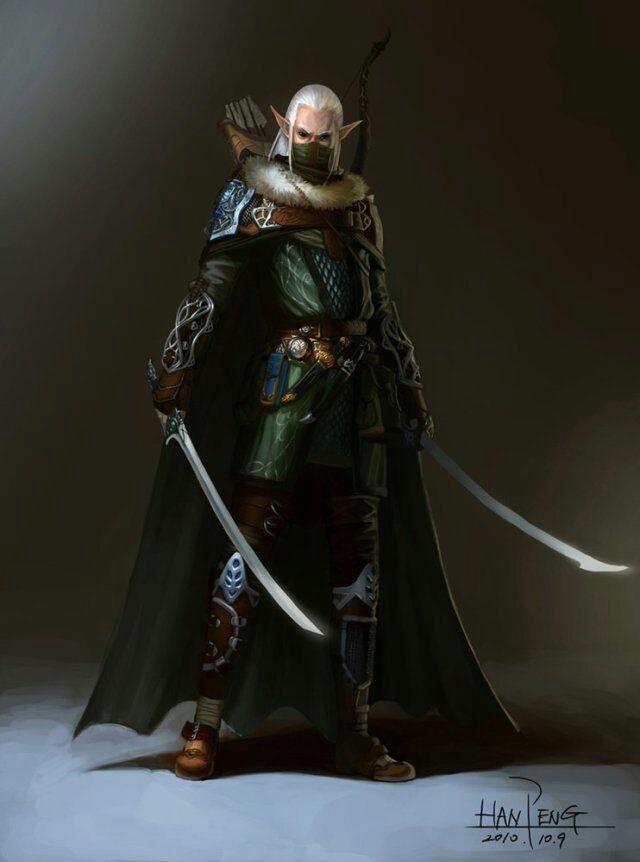 Goren Naeris, Rogue (7)
