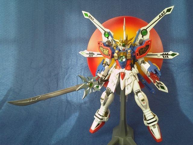 GF15-001NJ Musha God Gundam