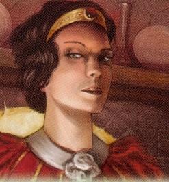 Lady Penelope Crondalia