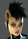 Saress Ren - Government Agent