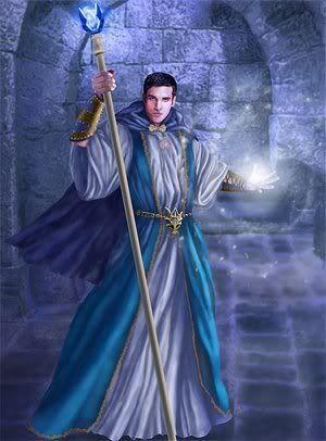 Sethwen Crondalia, the Silvermage