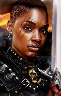 Captain Valaria Aberton