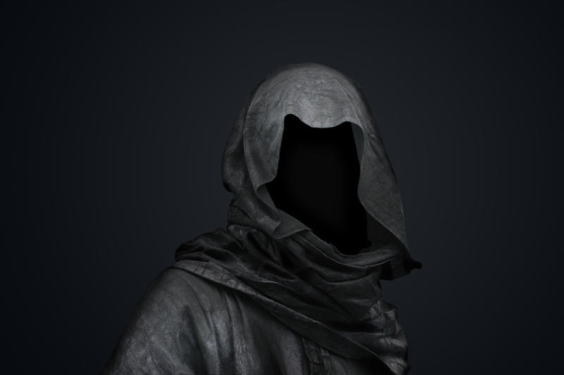 Hooded Figure