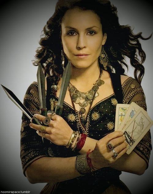 Madame Desdemona