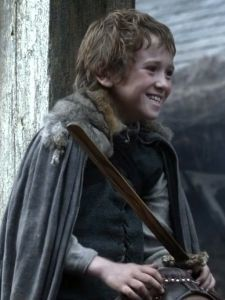 Barrick, Son of Baelorn