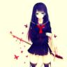 Crimson Butterfly