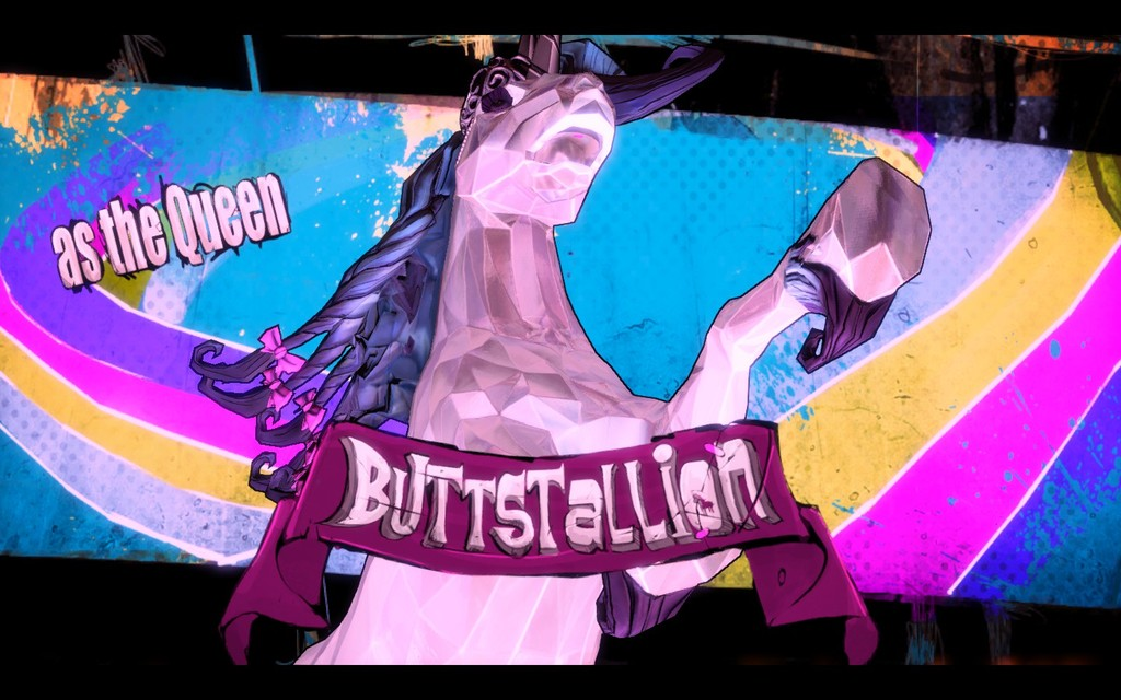 Buttstallion