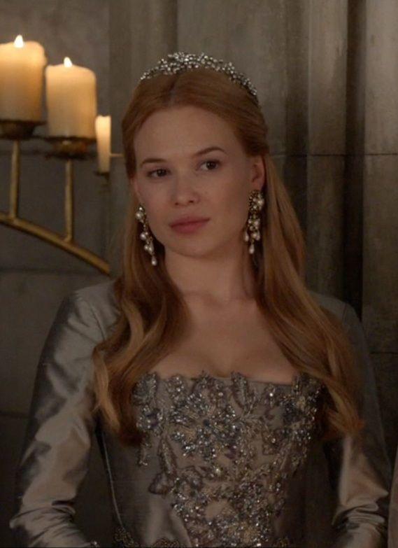Lady Marie-Ange Champollion