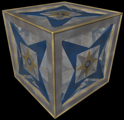Val Isa's Holocron