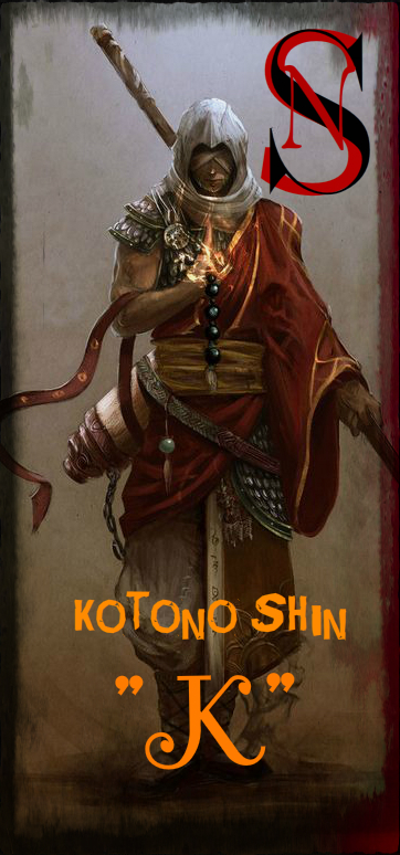 """Kotono """"K"""" Shin"""
