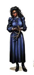 Mary Blood Eye