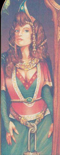 Lady Justinia Helough