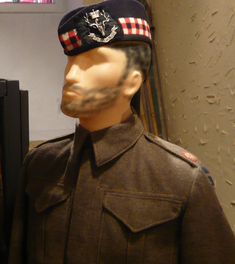 Major Aldric Conlaoch Nussenbaum