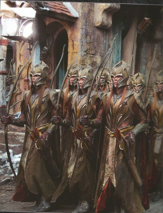 Honor Guards of Sarthorne