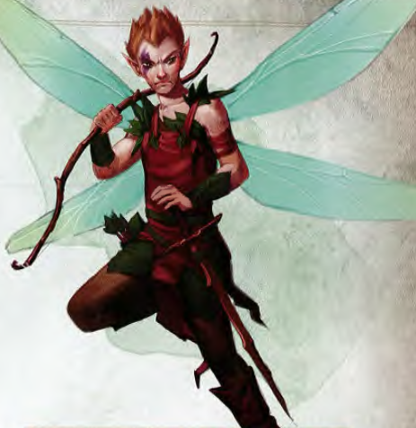 Yap the Pixie
