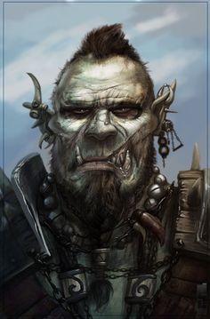 Crixus Bloodaxe
