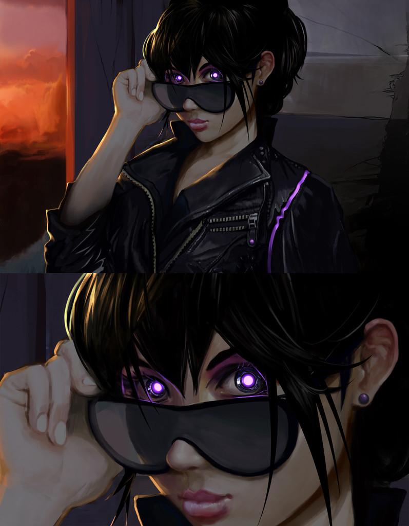 Heaven's Eye Ren