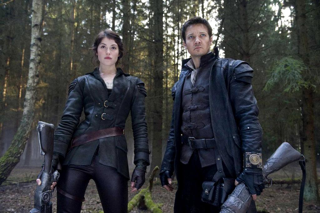 Darius and Katrina Huntsman