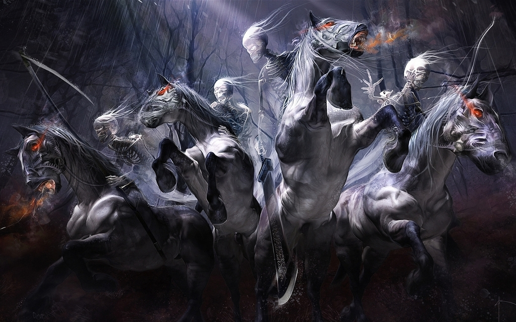 The Spectral Riders
