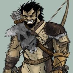 Thork son of Thrak