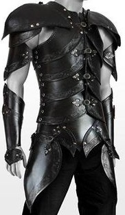 Shadow Studded Leather Armor +1
