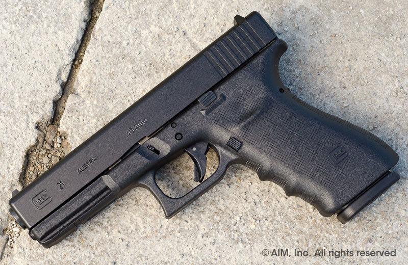 Barrys Glock 21