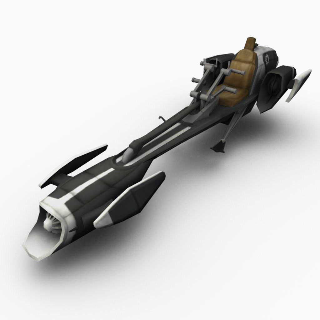 Shadowhawk Speeder Bike