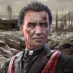 Reverend D.R. Blackstone