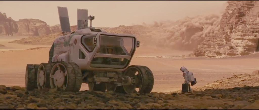 Crater-Class ATV