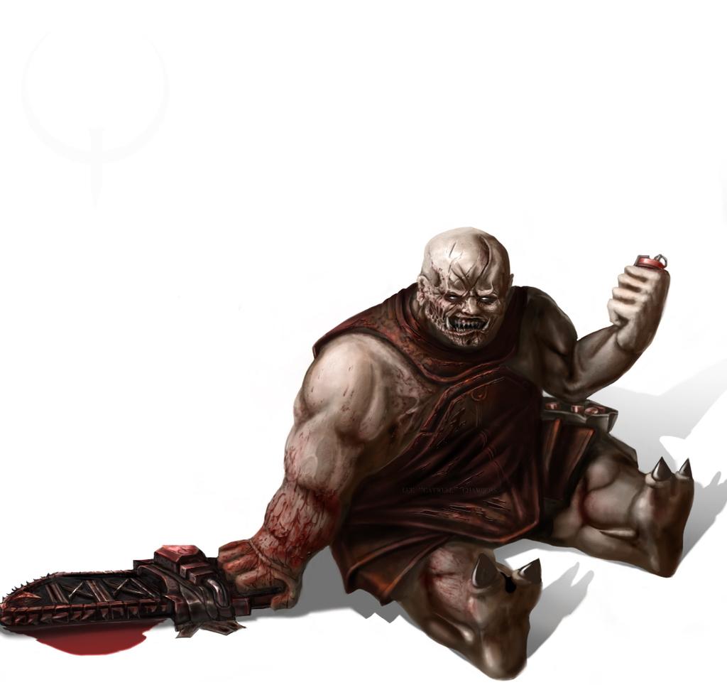 Chainsaw Ogre Duggan