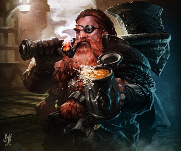 Captain Tharnin Voordikar