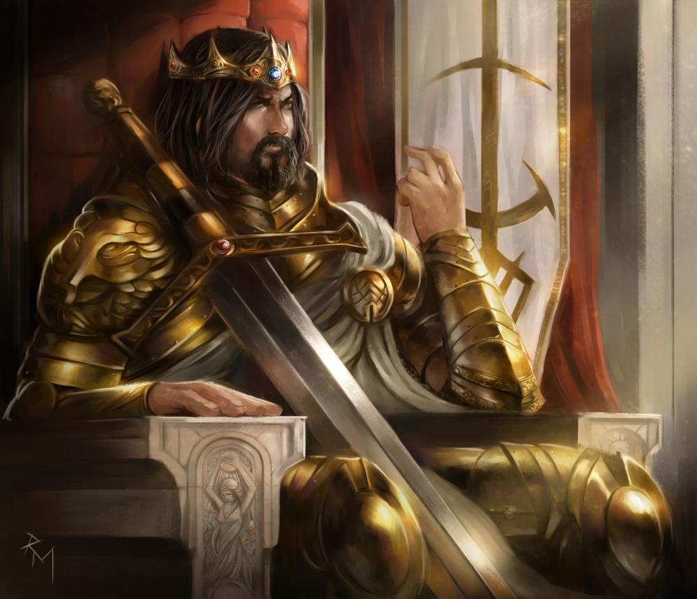 King Meliodas