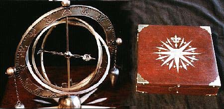 Witch Compass