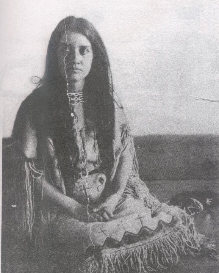 Frau Anna, a Matriarca
