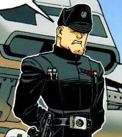Lt. Blad Orden (ISB)