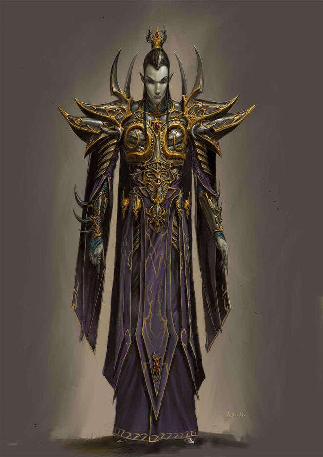 The Emperor, Kelsar