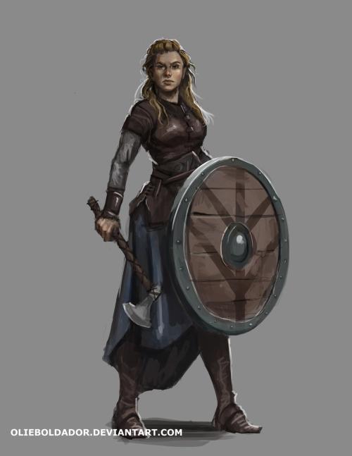 Brynhild Gunnvordottir
