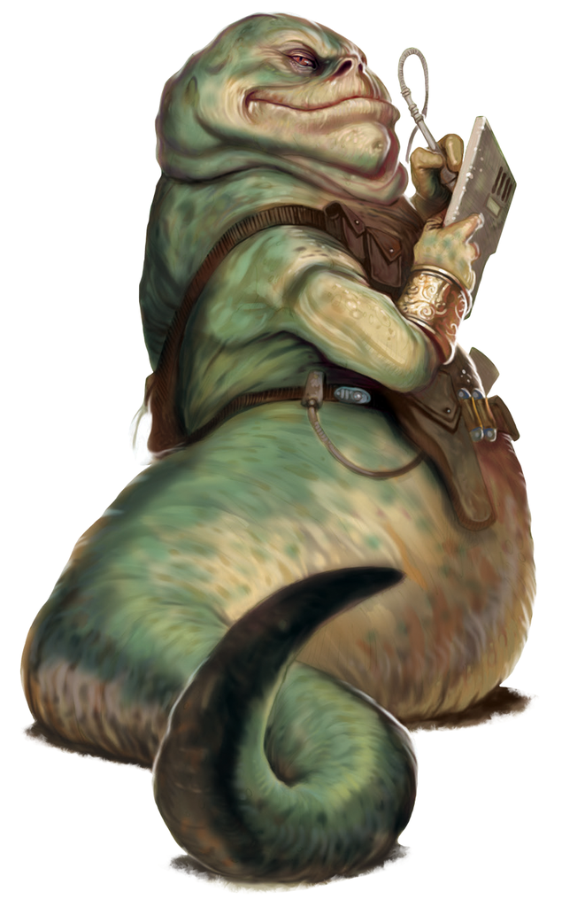 Gorda The Hutt