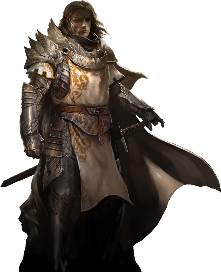 Evarian Brightblade