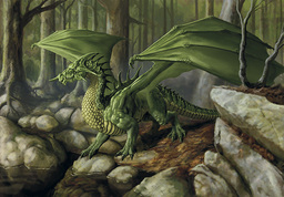 Ixva the Thief-Dragon
