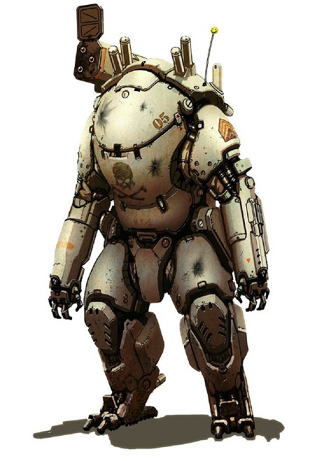 Armor, Powered / Assault (UWS)