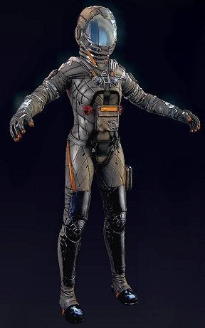 Armor, Vacuum Suit