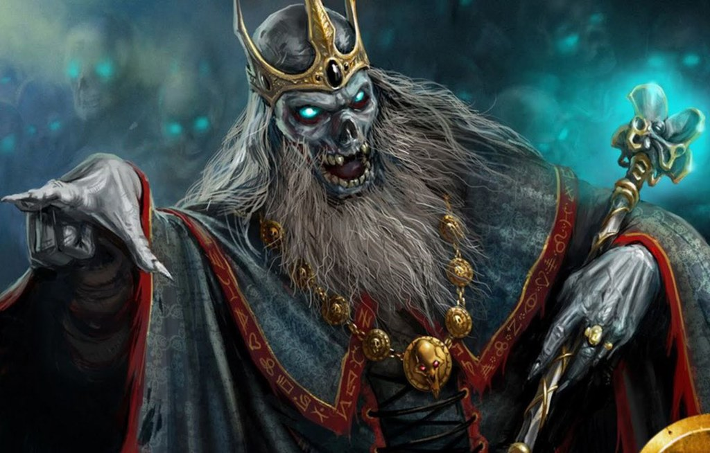 The God Lich