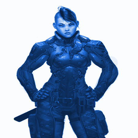 Commander Maria Vasquez