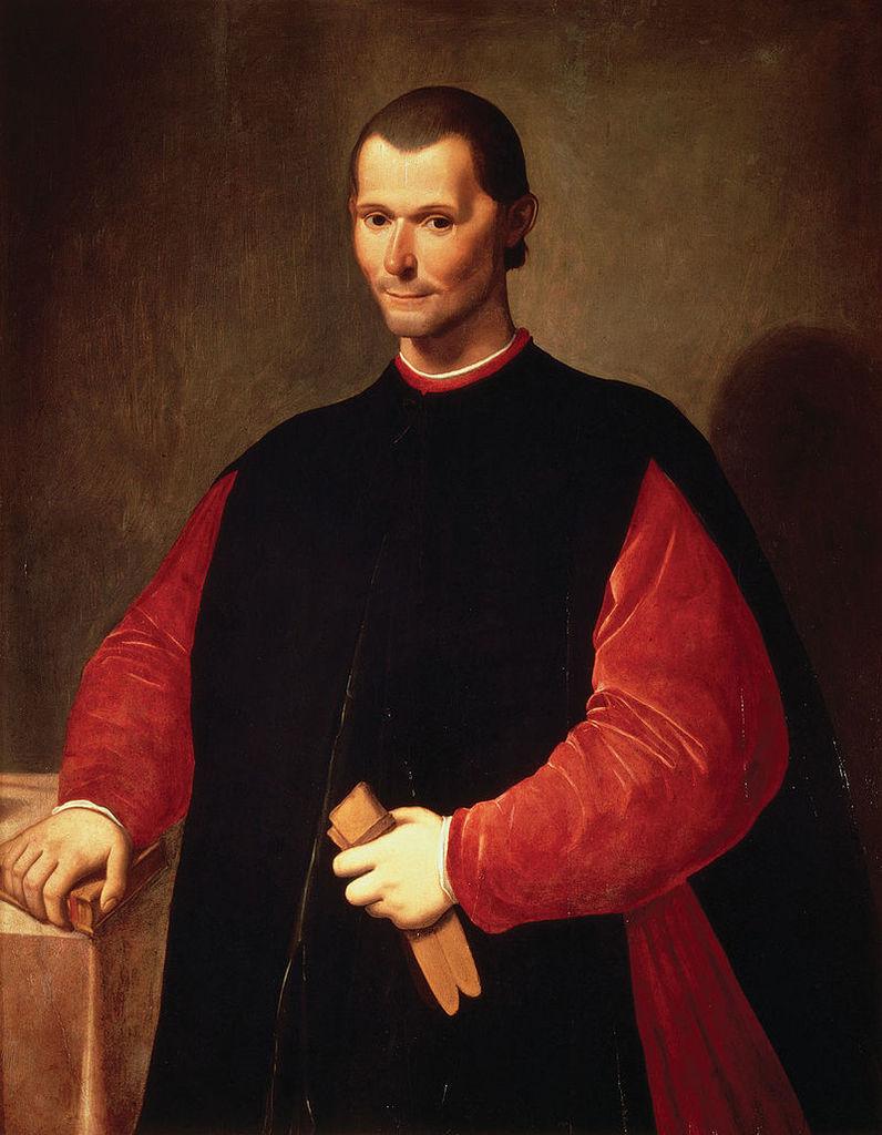 Niccolò di Bernardo dei Machiavelli