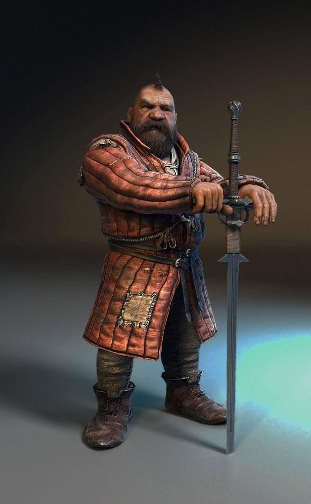 Gotrek Blackbeard