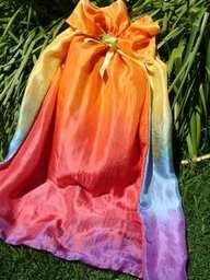 +2 Rainbow Elven Cloak