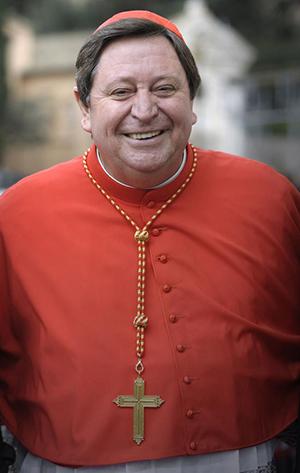 Cardinal Reiner Brohermund