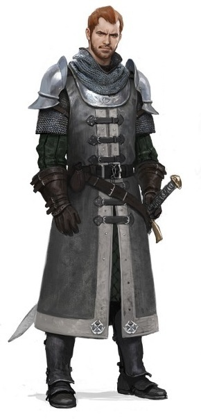 """Dorian """"Der Tropf"""" Nebelzunge"""